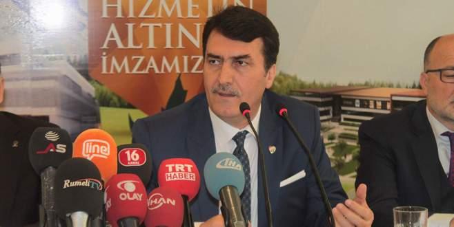 Osmangazi'nin kentsel dönüşümleri örnek alınıyor
