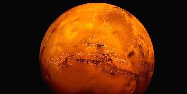 Mars'ta yaşam için tarih verdi