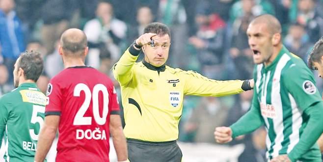 Fenerbahçe maçı Hüseyin Göçek'in