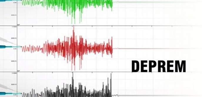 Girit açıklarında büyük deprem!