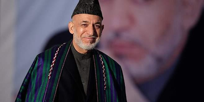 Karzai'nin kıyafeti İngiltere'de sergilenecek