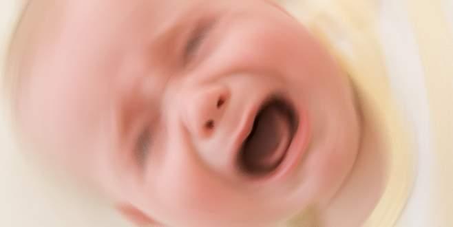 Böyle anne olmaz olsun! 8 aylık bebeğini…