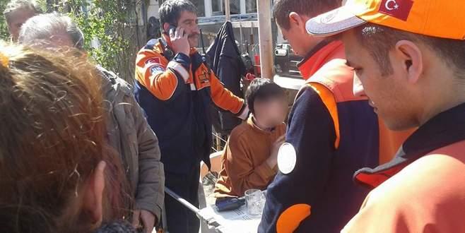 Bursa'da kayıp engelli genç bulundu