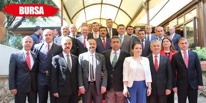 MHP milletvekili adaylarını tanıttı