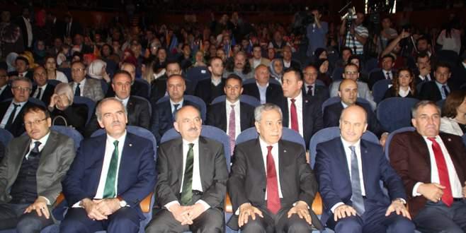 AK Parti Bursa 2 Bakanla seçim startını verdi