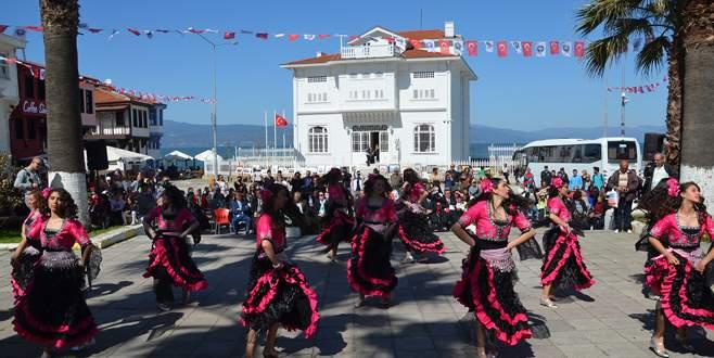 Mudanya'da Turizm Haftası