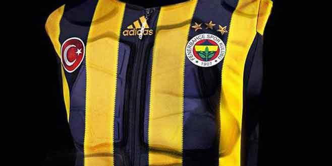 Fenerbahçe'ye kurşun geçirmez forma