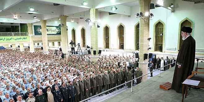 """Hamaney'den orduya """"kapasiteyi arttırın"""" talimatı"""