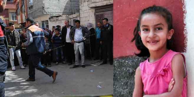 Minik Pınar serseri kurşun kurbanı oldu