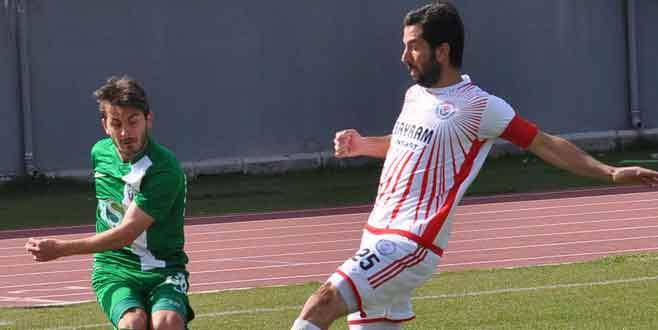 Kayseri'de Gazi olduk: 1-0