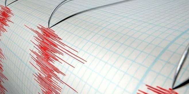 6,4'lük büyük deprem!