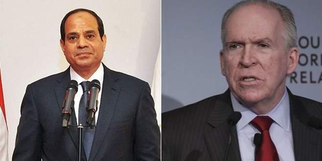 CIA Başkanı'ndan Mısır hamlesi