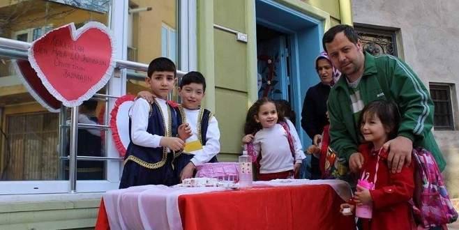 Minikler Kutlu Doğum Haftasını kutladı