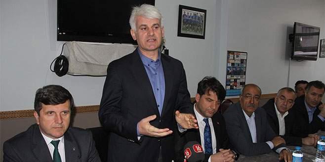 Milletvekili Şahin seçim startını verdi