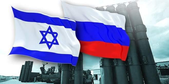 İsrail'den Rusya'ya S-300 tepkisi