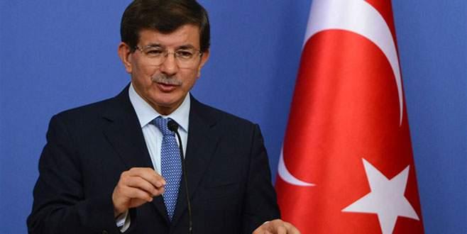 Başbakan Davutoğlu'dan 1915 mesajı