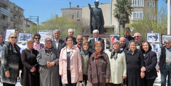 Köy Enstitüsü mezunu öğretmenler buluştu