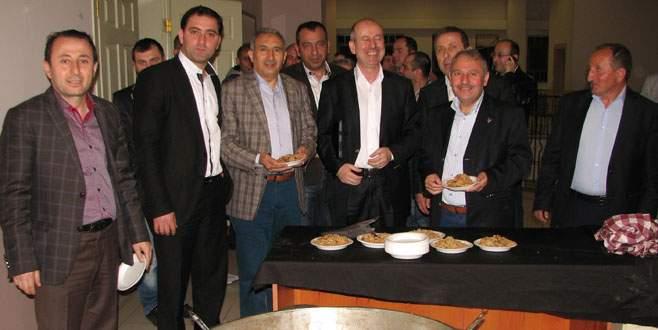 Kestel Ahıskalılar'dan Kutlu Doğum etkinliği