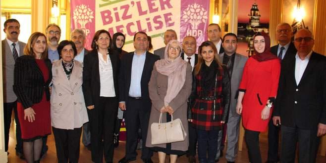 HDP Bursa'da iddialı