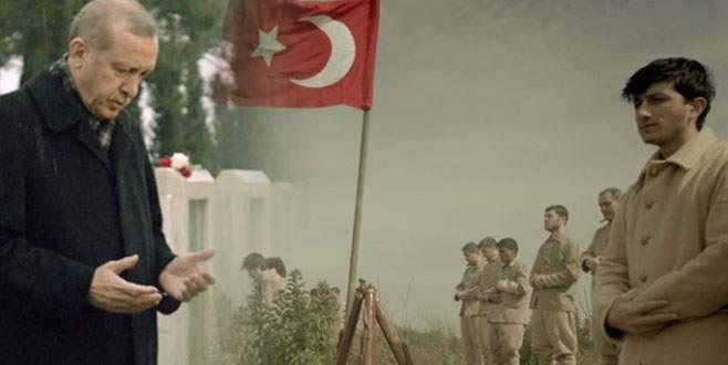 Çanakkale Zaferi'ne 'Erdoğan'lı film