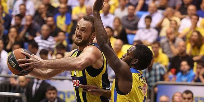 "Fenerbahçe Ülker ""Dörtlü Final""de"