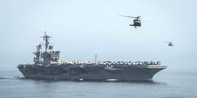 ABD savaş gemileri yola çıktı!