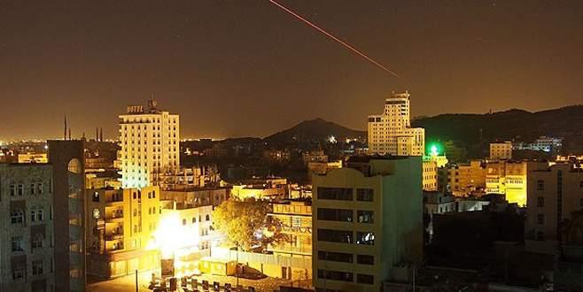 Yemen'e hava harekatı sona erdi