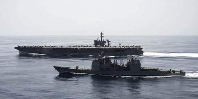 ABD: O gemileri gönderdik çünkü…