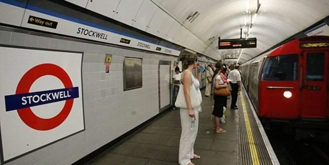 Hızla gelen metroyu fark etmedi ve…