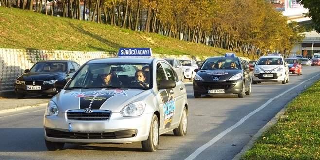 Sürücü adaylarına '29 Mayıs' uyarısı