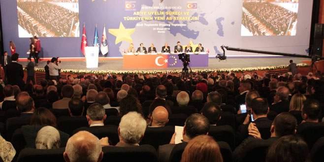 'AB'den yaklaşık 66 milyon Euro kaynak aktarıldı'