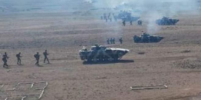 Cephede 5 Ermeni askeri öldürüldü