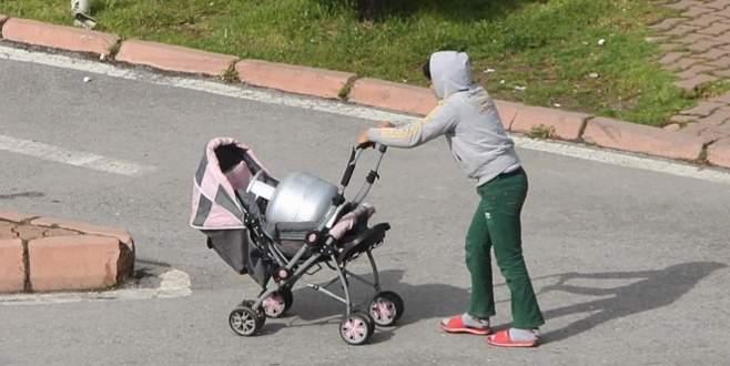 Bebek sandılar, içini görünce şaşırdılar