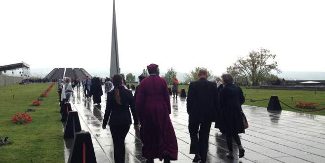 Ermenistan 1915 olaylarını anıyor