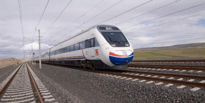 O bölgeye hızlı tren müjdesi