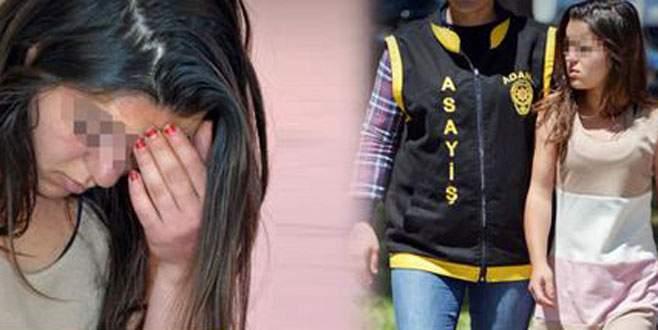 18 yaşındaki kız hayrete düşürdü