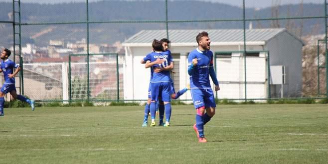 Bursa Nilüfer play-off için