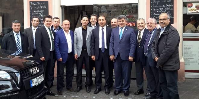 Büyükorhan'a kardeş şehir geliyor