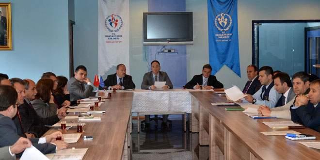 Bursa'da 19 Mayıs hazırlıkları sürüyor