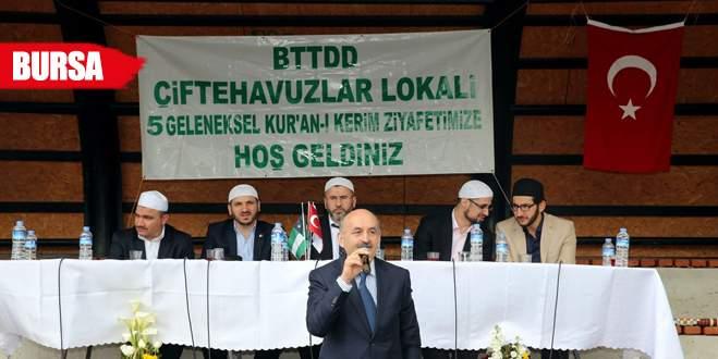 Müezzinoğlu: 'Birlik ve beraberliğimiz bozulmasın'