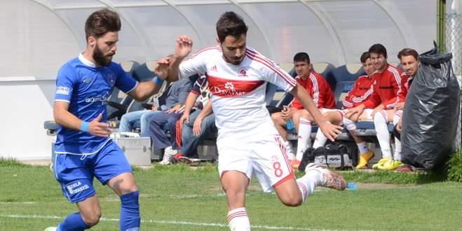 Nilüfer'in play-off aşkı: 4-1