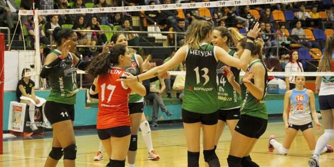 Derbi Büyükşehir'in: 3-2
