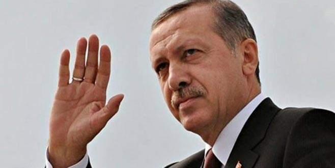 Erdoğan'dan Akıncı'ya tebrik mesajı