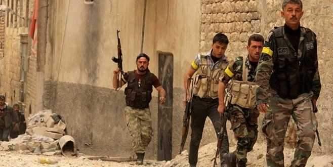 Suriyeli muhaliflerden Halep'te güç birliği