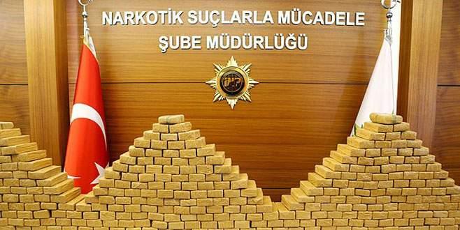 İstanbul'da 358 kilogram eroin ele geçirildi