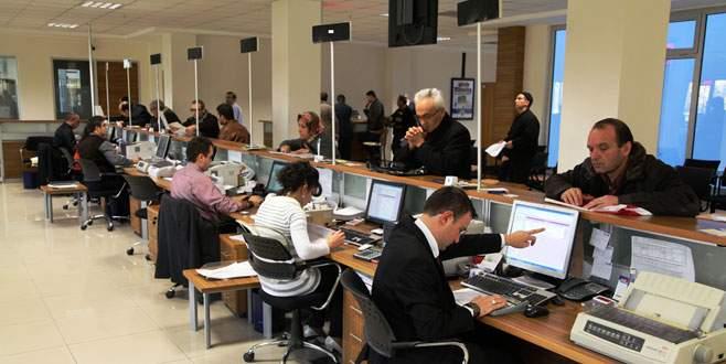 Bankalarda 201 bin 481 kişi çalışıyor