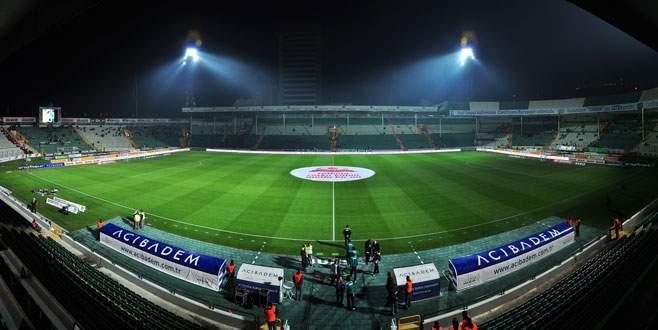 Atatürk Stadı kale gibi