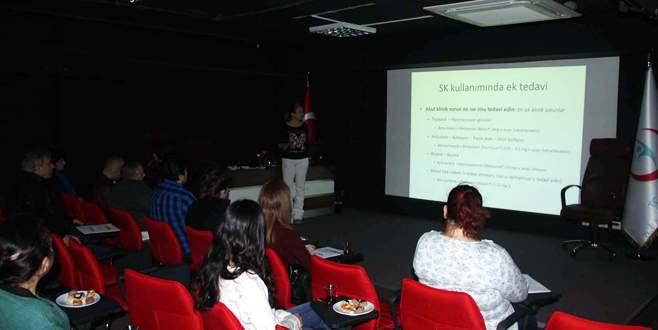 Bursa'da bonzai eğitimi