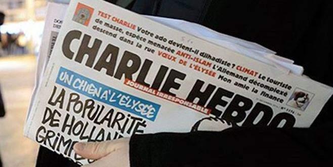 Charlie Hebdo'ya ödül veren PEN'e protesto