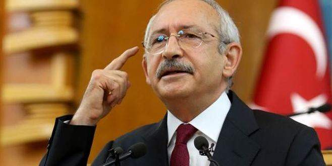 Kılıçdaroğlu'nun maaşına haciz konuldu!